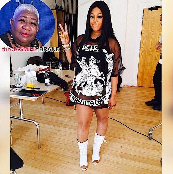 Comedian Luenell Apologizes For Sparking Trina Pregnancy Rumors-the jasmine brand
