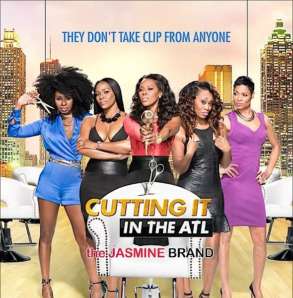 WE TV Debuting New Reality Show 'Cutting It: In the ATL' [VIDEO]