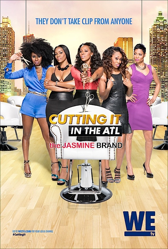 Cutting It-WE tv reality show-the jasmine brand