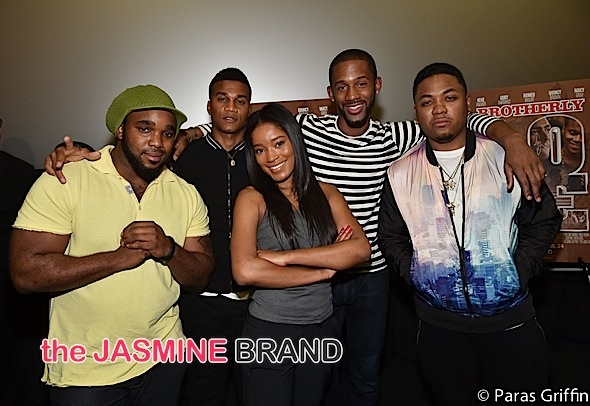 KeKe Palmer, Julito McCullum, Cory Hardrict, and Eric D. Hill Jr. Host 'Brotherly Love' Screening [Photos]