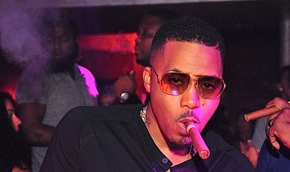 Nas Parties At ATL's Prive [Spotted. Stalked. Scene.]