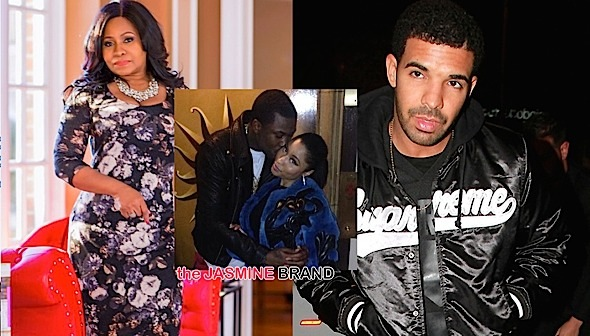 Drake Hints At Nicki Minaj's Engagement During Coachella, Meanwhile Mama Minaj Denies It-thejasminebrand