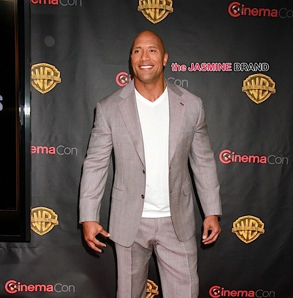 The Rock Sets The Record Straight About His Race