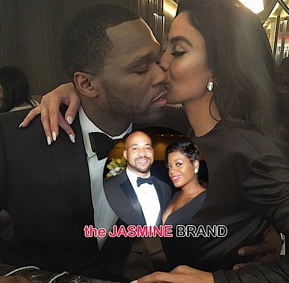 Fantasia Splits With Rumored Fiancé Kendall Taylor + 50 Cent Gets Cozy With Mystery Woman [Photos]