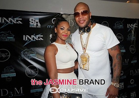 Flo Rida's Throws 'My House' All White Album Release Party [Photos]