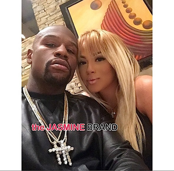 Floyd Mayweather Dating This Love & Hip Hop Star