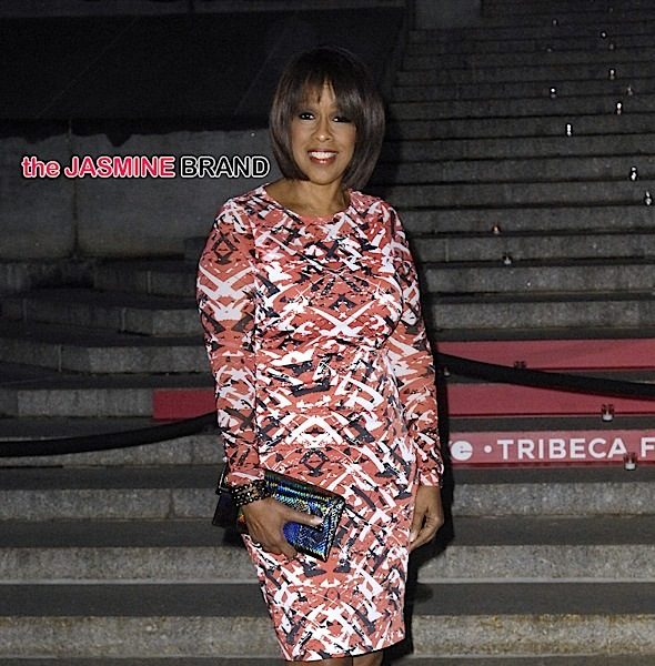 Gayle King's Ex Sorry For Cheating On Her: I have been haunted with this.