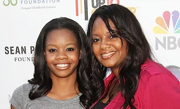 (EXCLUSIVE) Gold Medal Olympian Gabby Douglas' Mom In Danger of Foreclosure