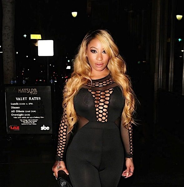 Reality Star Hazel-E Quits Love & Hip Hop Hollywood: I'm not desperate!