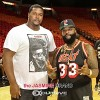 Bryant McKinnie, Rick Ross