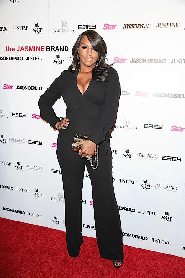 Jason Derulo Hosts Listening Party Draya Michele Natalie Nunn Jackie Christie Sundy Carter