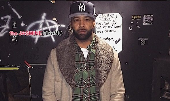 Rapper & Reality Star Joe Budden Pleads Guilty to Disorderly Conduct