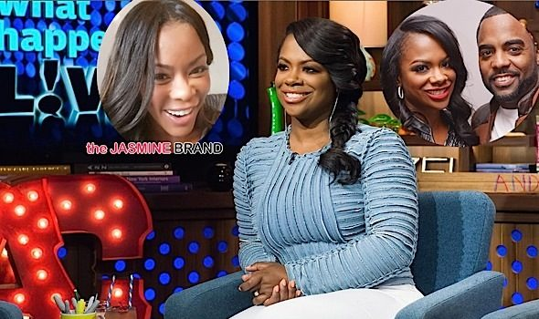 Kandi Burruss Shoots Down Rumors Todd Tucker Cheated With Golden Brooks [VIDEO]