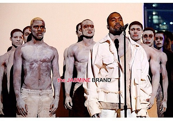 Kanye West Perform at the Time 100 Gala [VIDEO]
