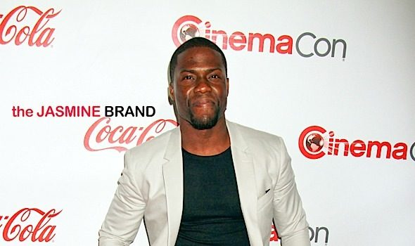 Kevin Hart Lashes Out At Fan: When are black people going to stop being so hard on their own kind?