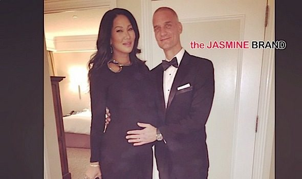 Ovary Hustlin': Kimora Lee Simmons Delivers Baby Boy, Wolfe Lee Leissner