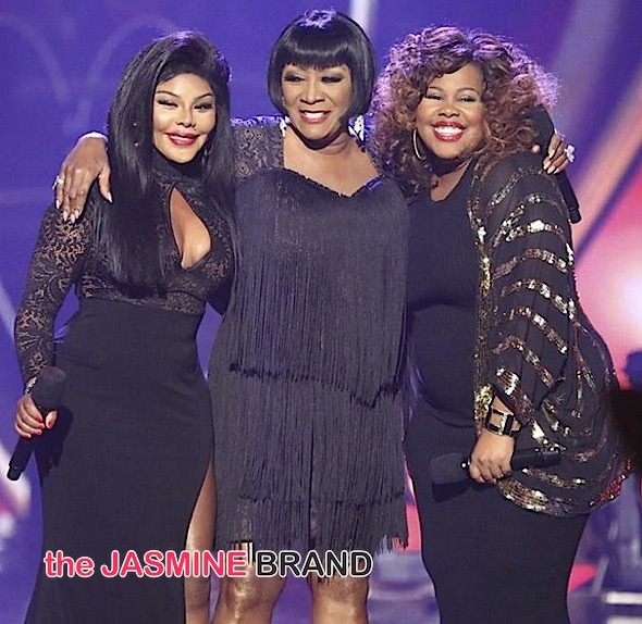 Lil Kim, Patti Labelle, Amber Riley Tape 'Dancing With the Stars' Performance [Photos]