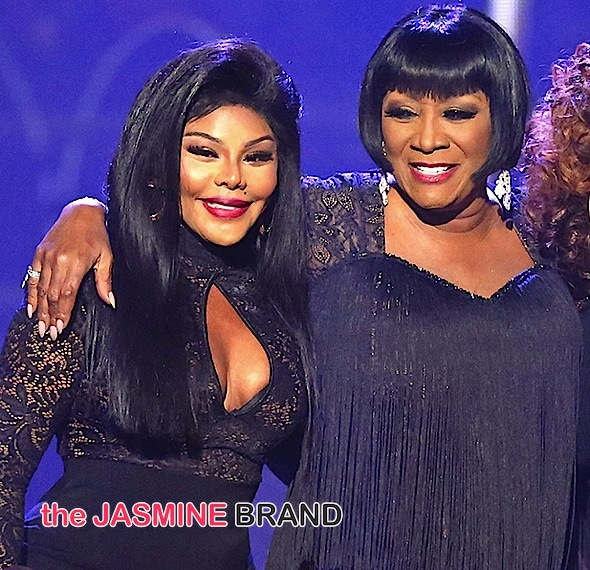 Kim Dancing With The Stars: Lil Kim, Patti Labelle, Amber Riley Tape 'Dancing With The