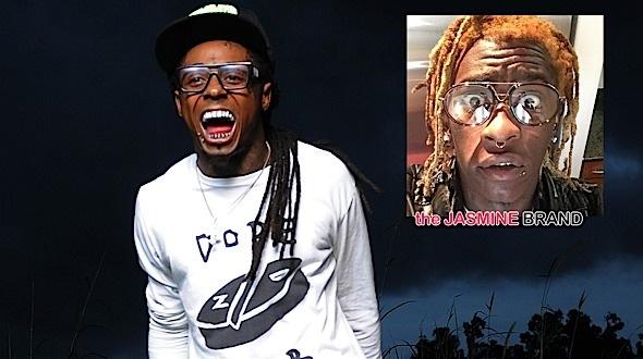 Lil Wayne Slames Young Thug-the jasmine brand