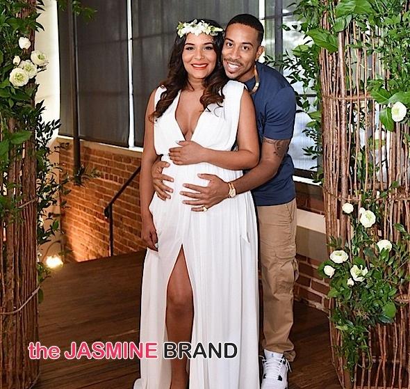 Ludacris Wife Eudoxiee Celebrates Baby Shower-the jasmine brand