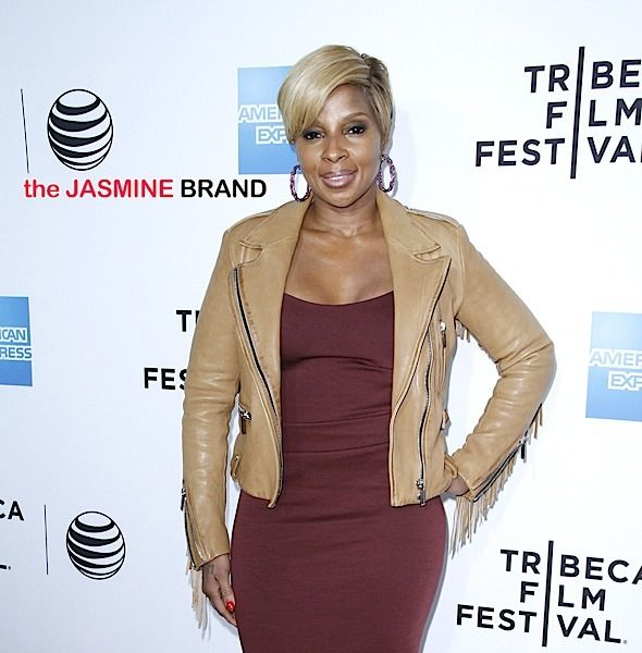 (EXCLUSIVE) Mary J. Blige Hit With New Tax Lien, Brings Total Debt to $3.4 Million