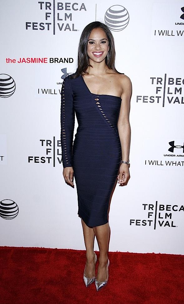 """2015 Tribeca Film Festival - """"A Ballerina's Tale"""" World Premiere"""