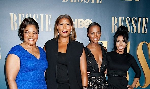 'Bessie' NYC Screening: Queen Latifah, Tika Sumpter, Mo'Nique, Khandi Alexander, Mary J. Blige, Estelle Attend [Photos]