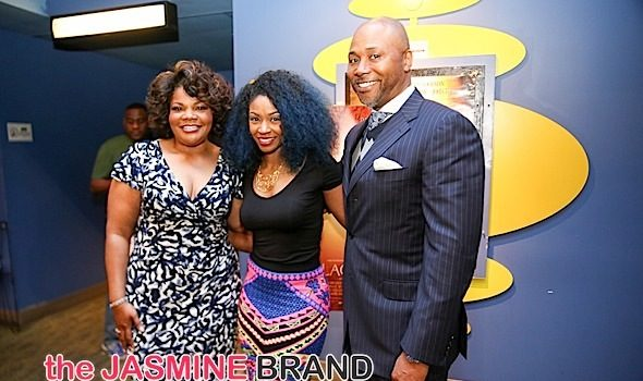 Mo'Nique Hosts 'BLACKBIRD' Screening: D.Woods, Meelah Williams, Bobby V, Dr. Heavenly Attend [Photos]