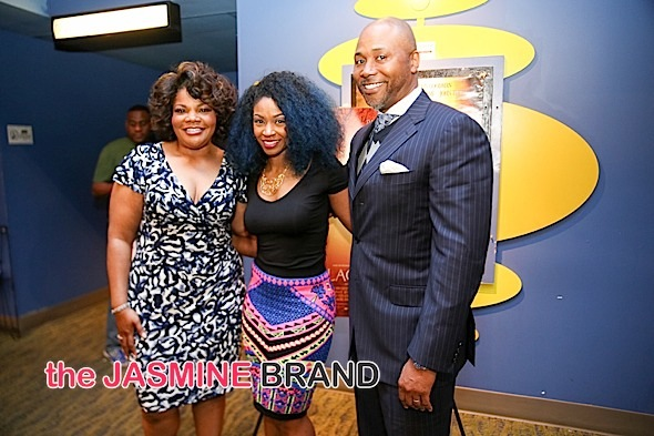 Mo'Nique Hosts 'BLACKBIRD' Screening: D.Woods, Meelah Williams, Bobby V, Dr. Heavenly Attend [Photos]