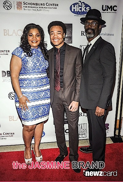 'Blackbird' NY Premiere: Mo'Nique, Isaiah Washington, Tyson Beckford, Ty Hunter Attend [Photos]