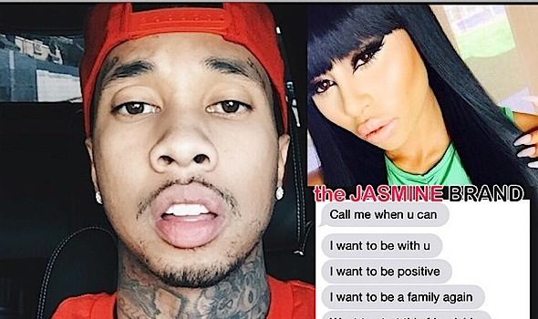 Blac Chyna Exposes Tyga's Text Messages + Khloe Kardashian Writing Advice Book