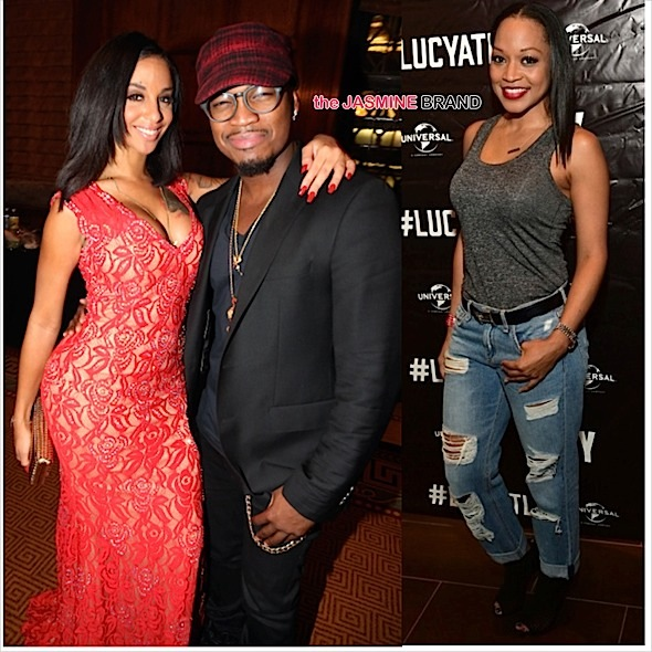 NeYo Denies Forcing Ex Monyetta Shaw To Get Tubes Tied, Defends Ex Wife's Past