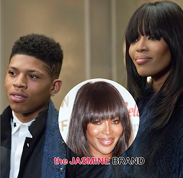 Naomi Campbell Was Initially Shy About Sexin' On 'Empire'