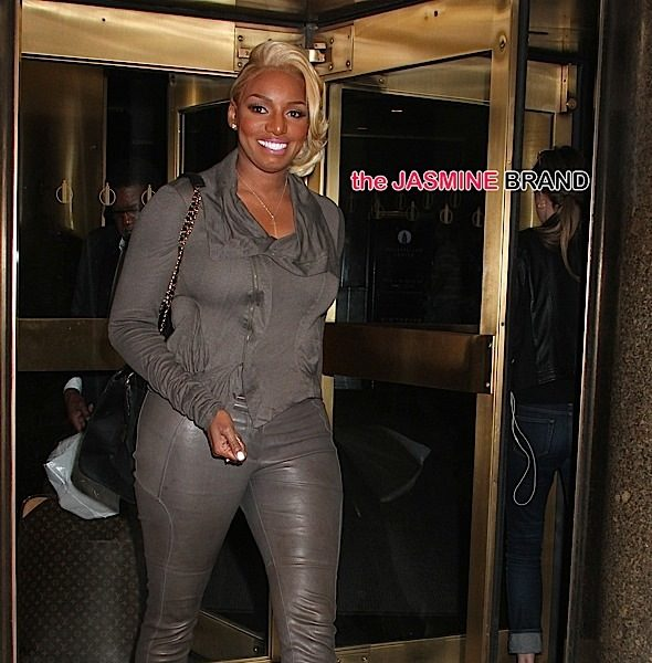 NeNe Leakes Quits Real Housewives of Atlanta: I decided to step out on faith.