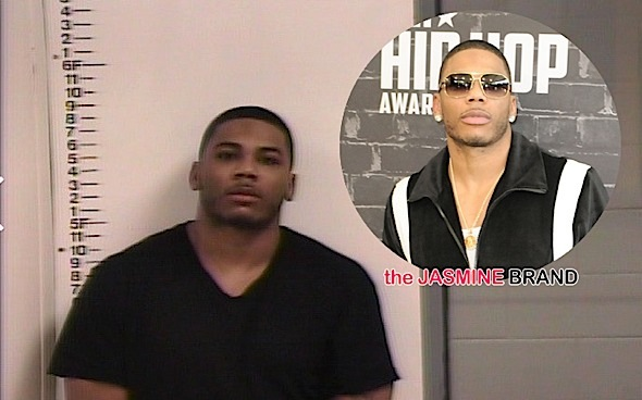 [Thug Life] Nelly Arrested & Jailed: Officers Find Drugs & Handguns on Bus
