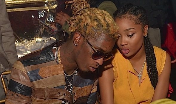 Young Thug Hosts 'Barter 6' Bash With New Fiancée Jerrika Karlae + Rasheeda & Kirk Frost Spotted [Photos]