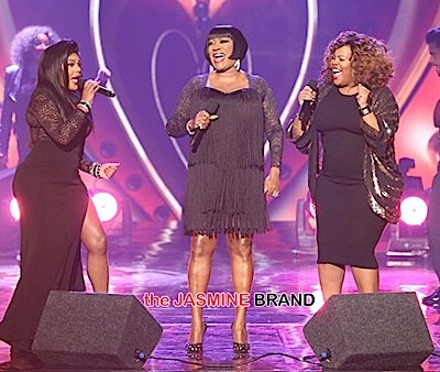 Patti LaBelle, Lil' Kim & Amber Riley Perform Lady Marmalade On DWTS [VIDEO]