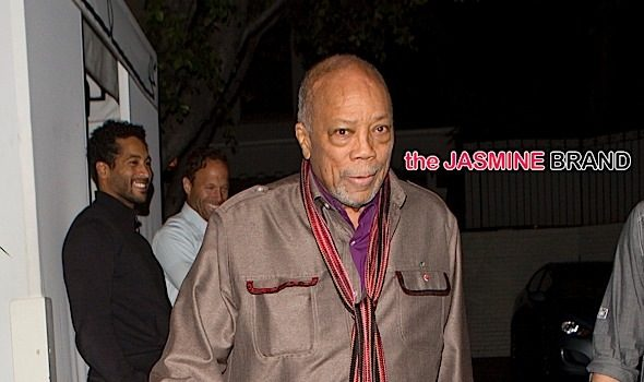 Michael Jackson Estate Owes Quincy Jones $9.4 million!