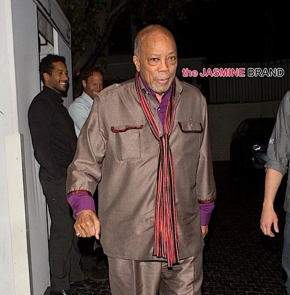 Michael Jackson Estate Owes Quincy Jones $9.4 million!