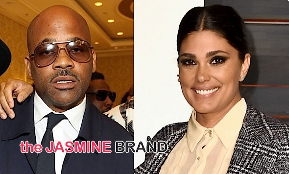 Rachel Roy Beats Damon Dash in Child Custody Battle, Gets Restraining Order
