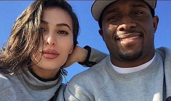 Reggie Bush & Wife Lilit Celebrate Wedding Anniversary [Photos]