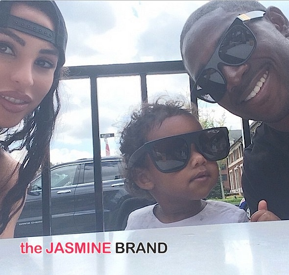 Reggie Bush and Wife Welcome Baby Number Two!
