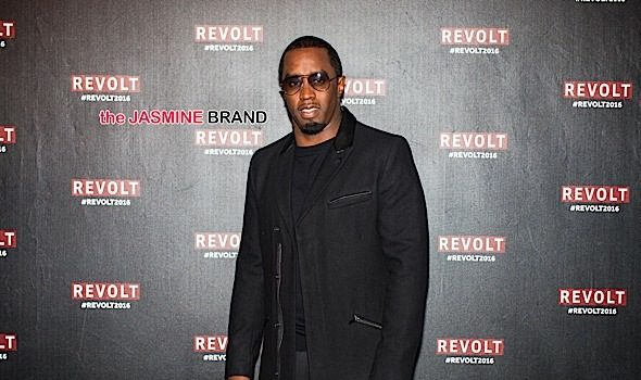 "Sean 'Diddy' Combs ""Revolt"" Lays Off Staff"
