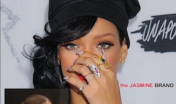 Rihanna Denies Sniffing Coke in Viral Video [WATCH]