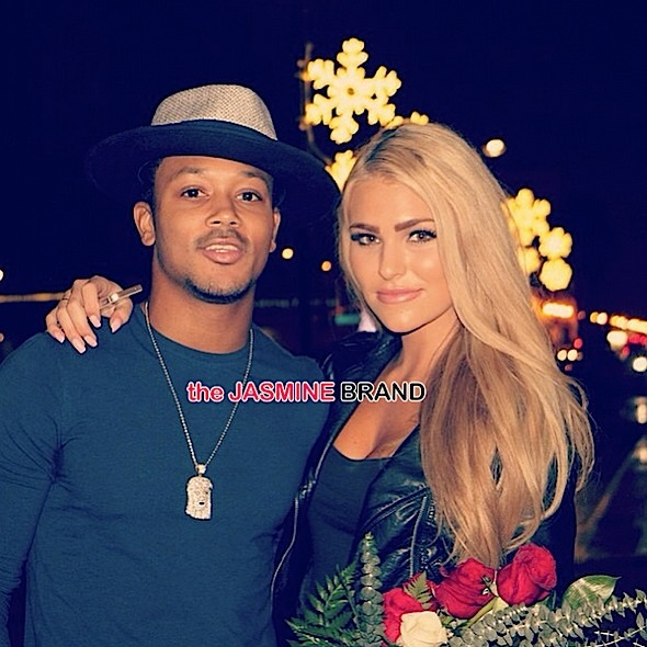 Romeo Miller Received Hate Mail For Being In Relationship With White Girlfriend Toneata Morgan-meredith vierra-the jasmine brand