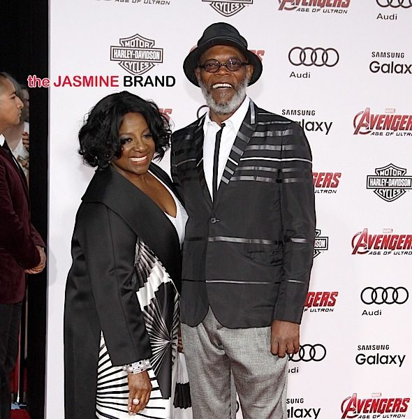 Samuel L. Jackson & Wife Create Unscripted Series