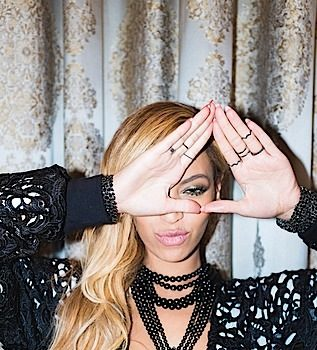 Fashion Fury! Beyonce Rocks LaQuan Smith, Chanel, Lorraine Schwartz & Jimmy Choo [Photos]