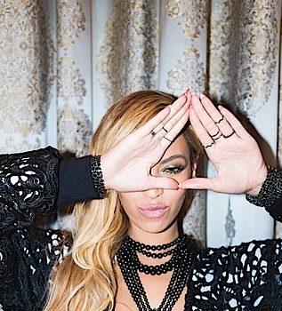 Fashion Fury! Beyonce Rocks LaQuan Smith, Chanel, Lorraine Schwartz & Jimmy Choo [Photos]