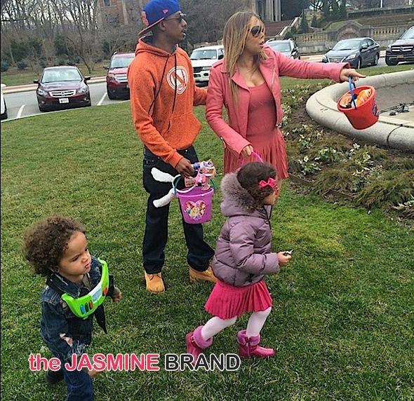 Mariah Carey, Nick Cannon & their children