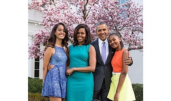 Celebrity Easter Moments! Obama Family, Mariah Carey & Nick Cannon, Oprah, Swizz Beatz & Alicia Keys, Vanessa & Kobe Bryant, Angela Simmons & More [Photos]
